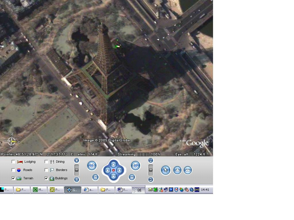 satellitenbilder live kostenlos