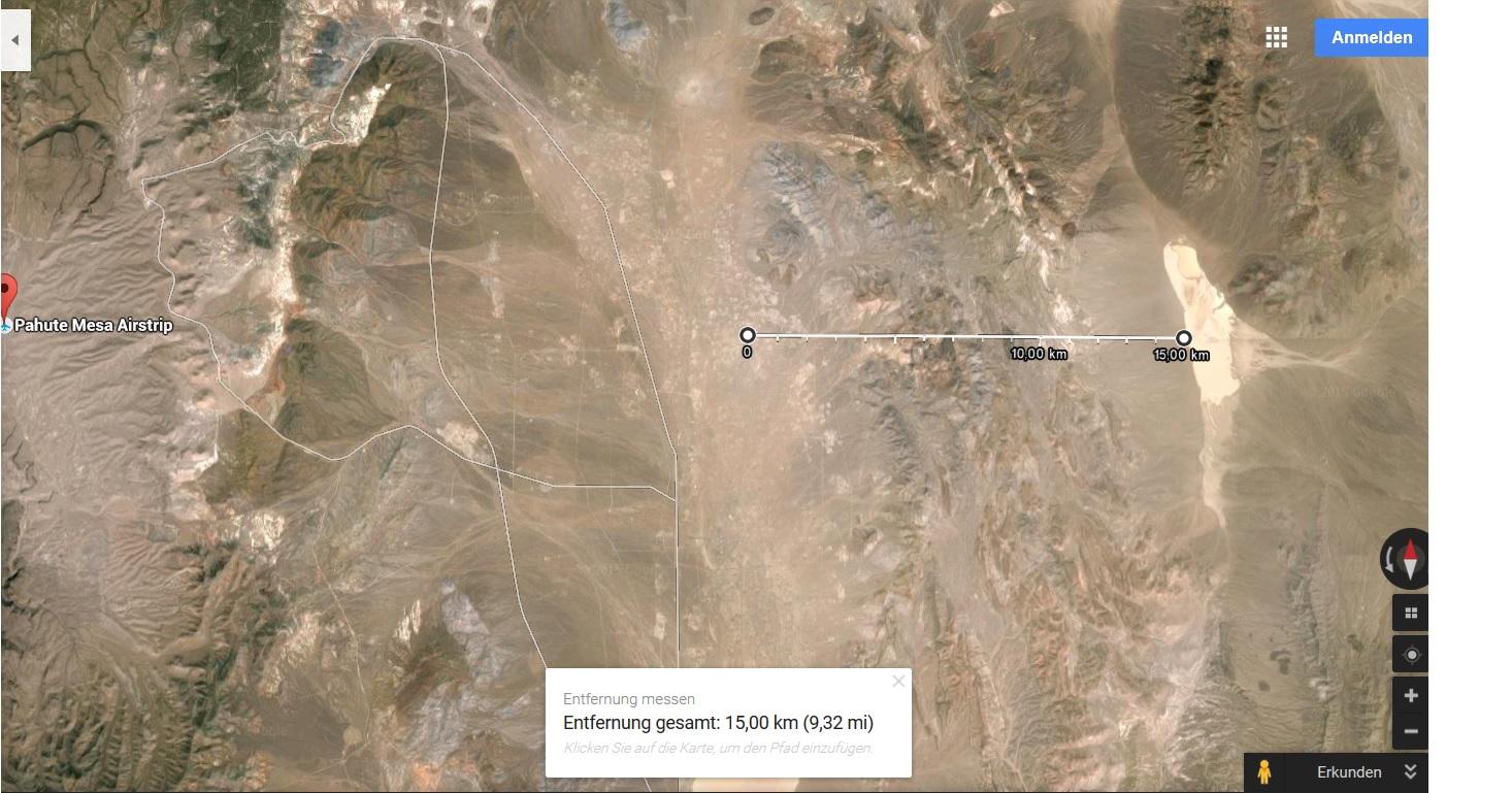 Area 51 Koordinaten