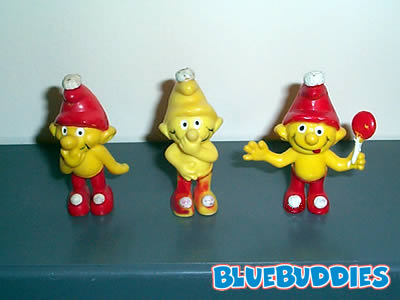 60450,1299441261,Smurfs Fake PVC Red Yellow All