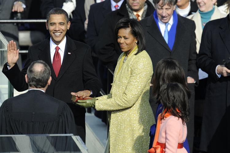 Vereidigung Obama 2009