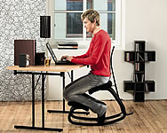 Bürostuhl ergonomisch ball  Schmerzhaft auf dem Bürostuhl - Allmystery