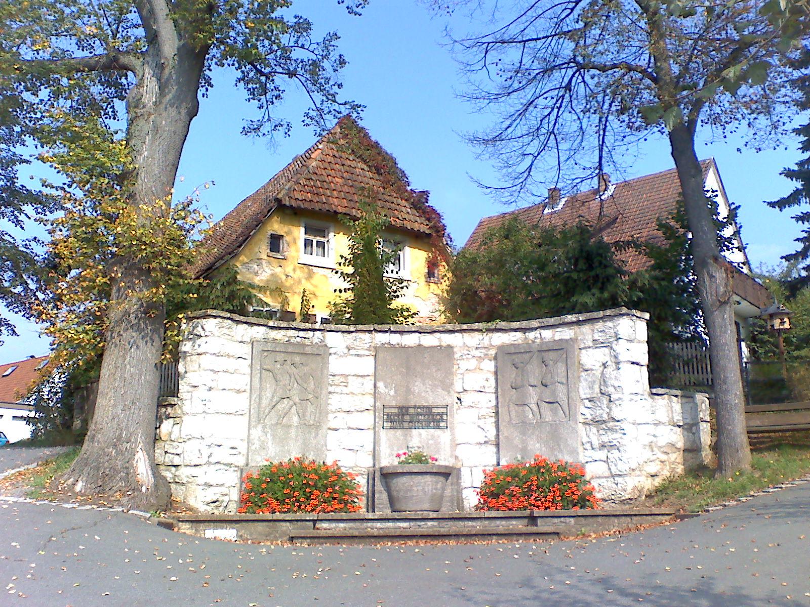 Geisterhaus Bayern
