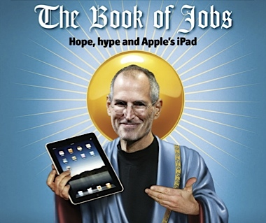 pr68361,1292940577,Book of Jobs Economist cover 380px