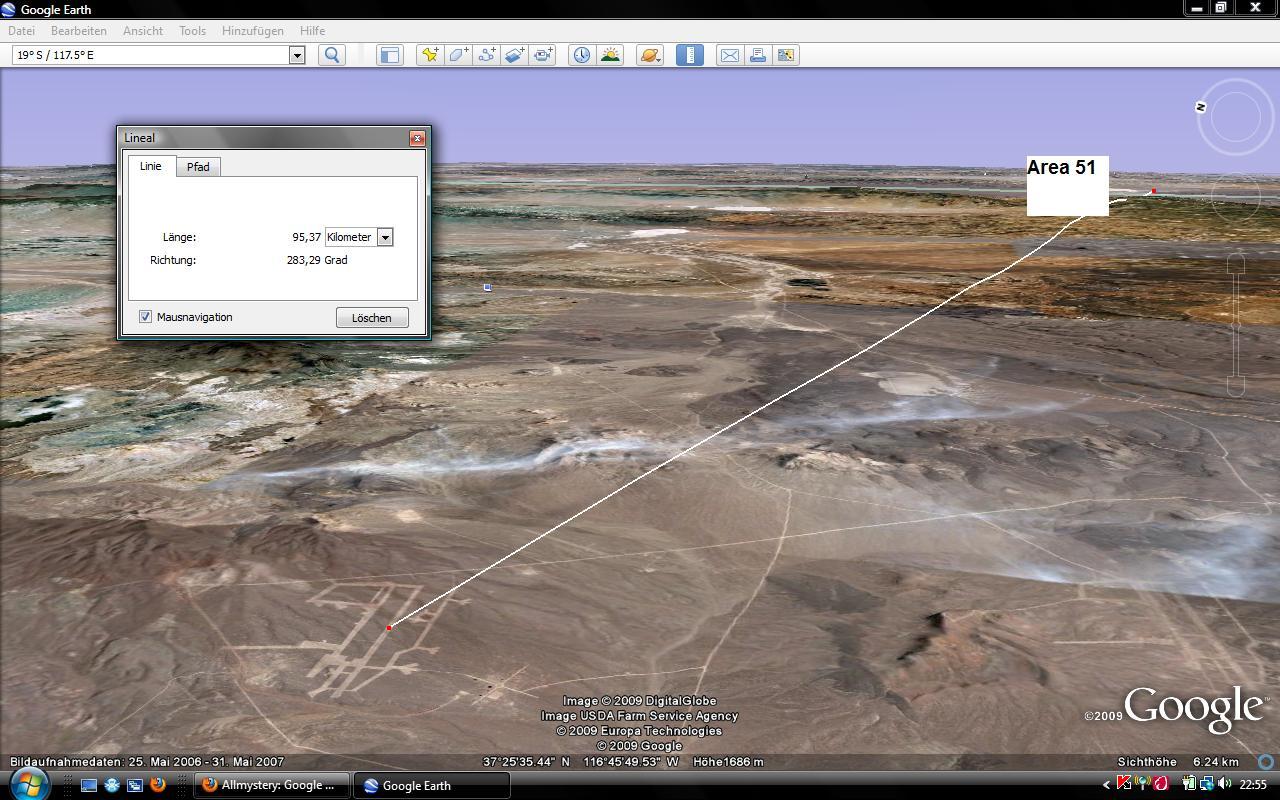 Google Earth Penis Koordinaten