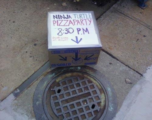 An den Beitrag angehängtes Bild: http://www.allmystery.de/dateien/uh43048,1265903725,ninja-turtle-pizza-party.jpg