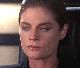 Meg Foster Augen