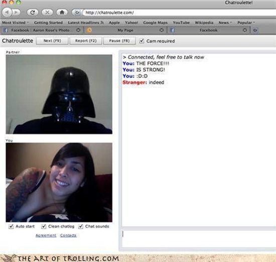 Chatroulette...?! (Seite 11) - Allmystery on