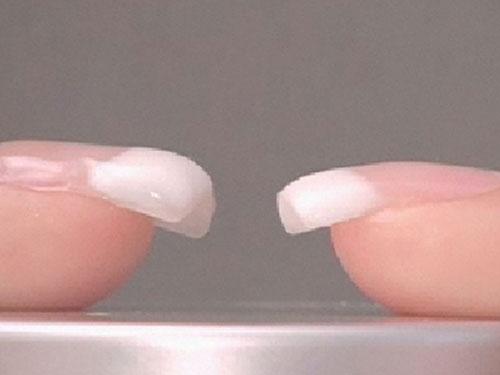 acryl gel unterschied