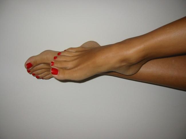 Fuß Fetischist