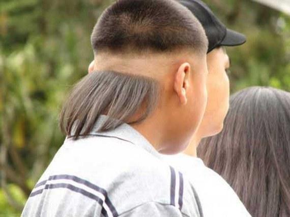 2mm haare