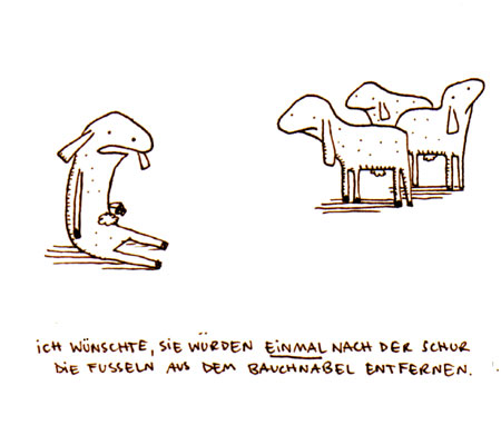 bauchnabel fussel