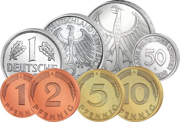 Was Zieht Ihr Lieber Vor Die Gute Alte Dm Oder Den Euro Allmystery