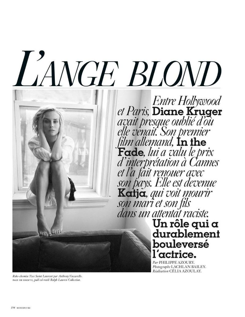 diane kruger vogue fr feb 18