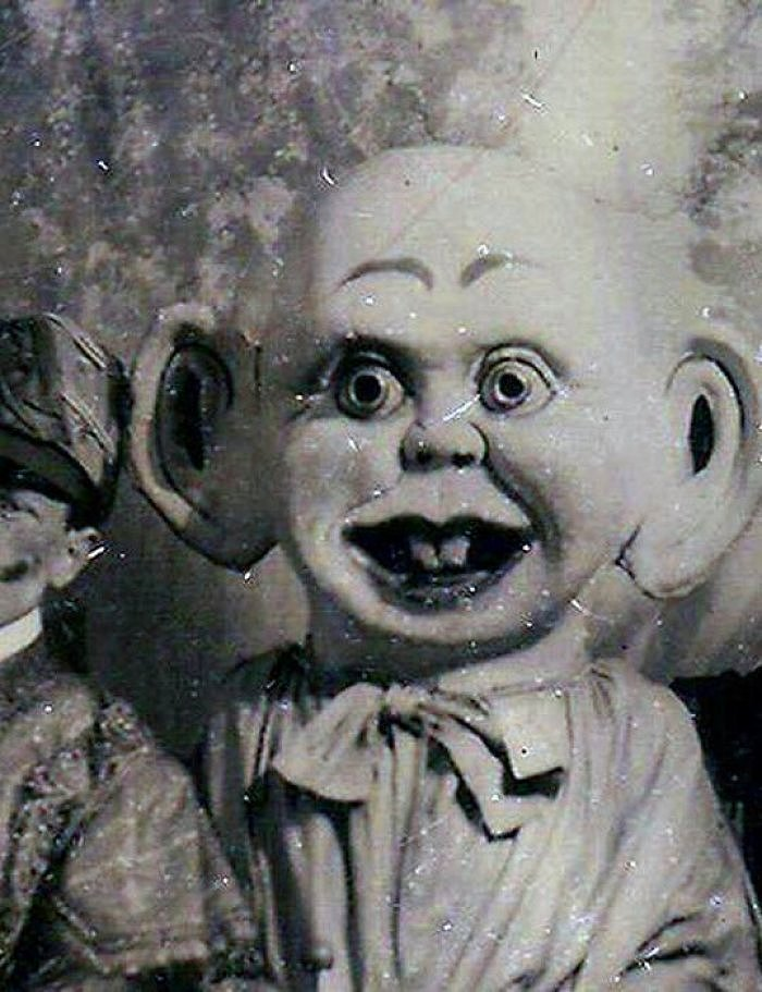 Scary Vintage Dolls 6