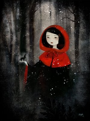 little red riding hood scan