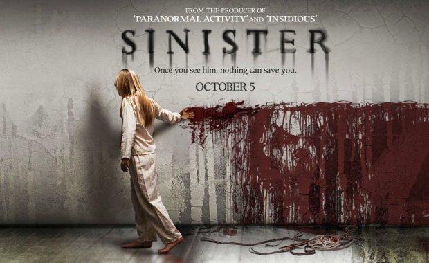 Letzter Film + Bewertung - Sinister - Allmystery