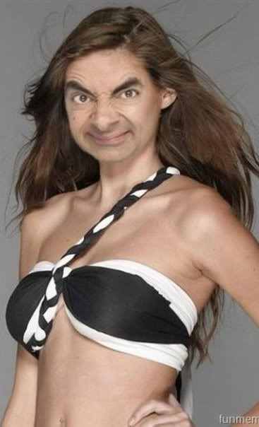 lg galli by the way ich mag mr bean total xd d mr bean als topmodel d