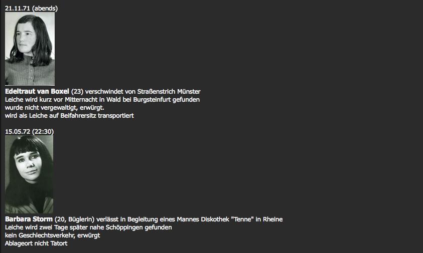 Rheine strassenstrich Agentur 88