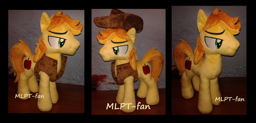 18 inches braeburn apple by mlpt fan-d6w