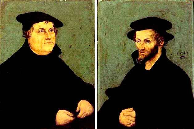 Luther and Melanchthon jpg