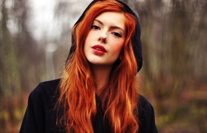 Image result for red head