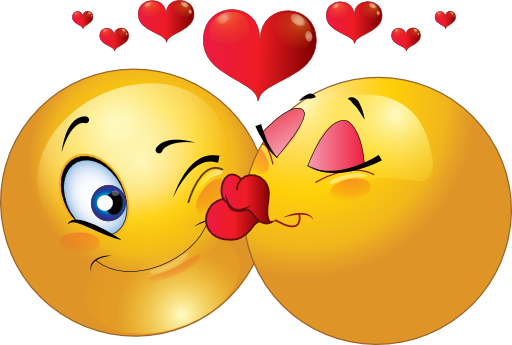 archives valentines kiss smileys love emoticons