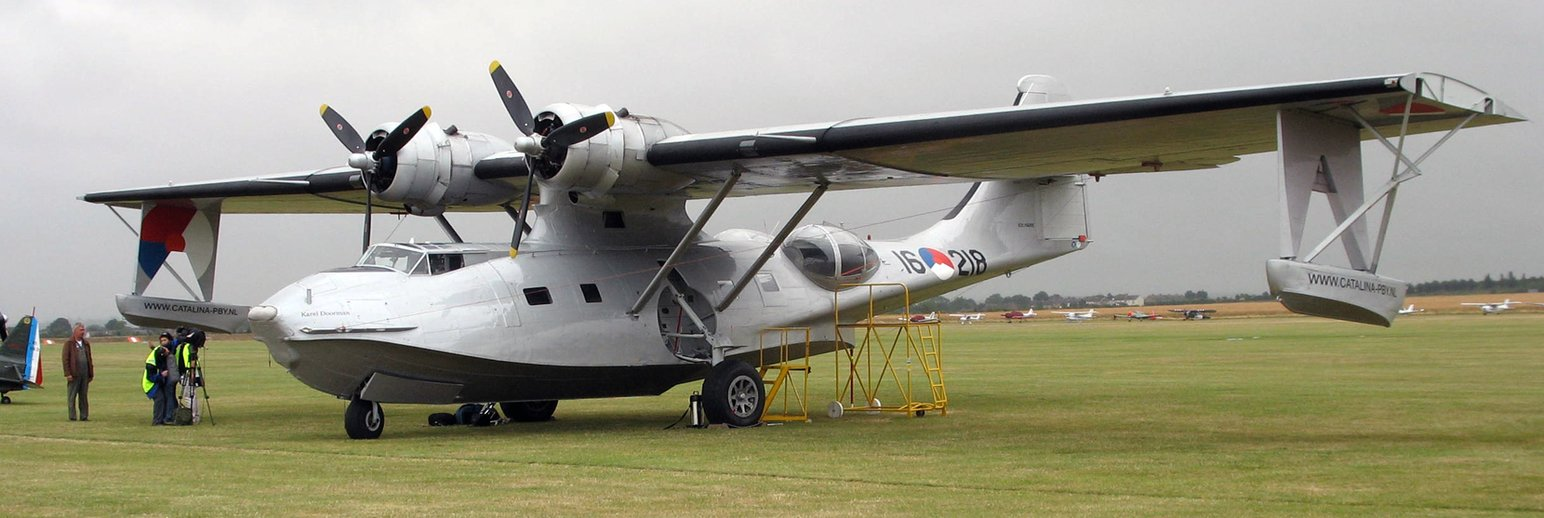 PBY 5A Catalina 1 by t subgenius