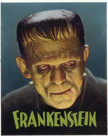 Something other than Frankenstein