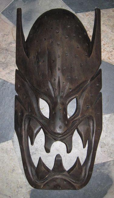 Weiss einer was das für eine maske ist seite allmystery
