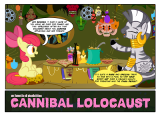 CannibalComic Preview