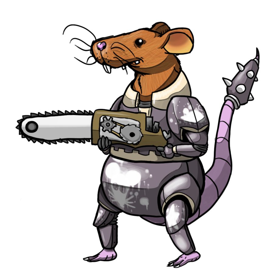 power rat by rudecubes-d3d2pnx
