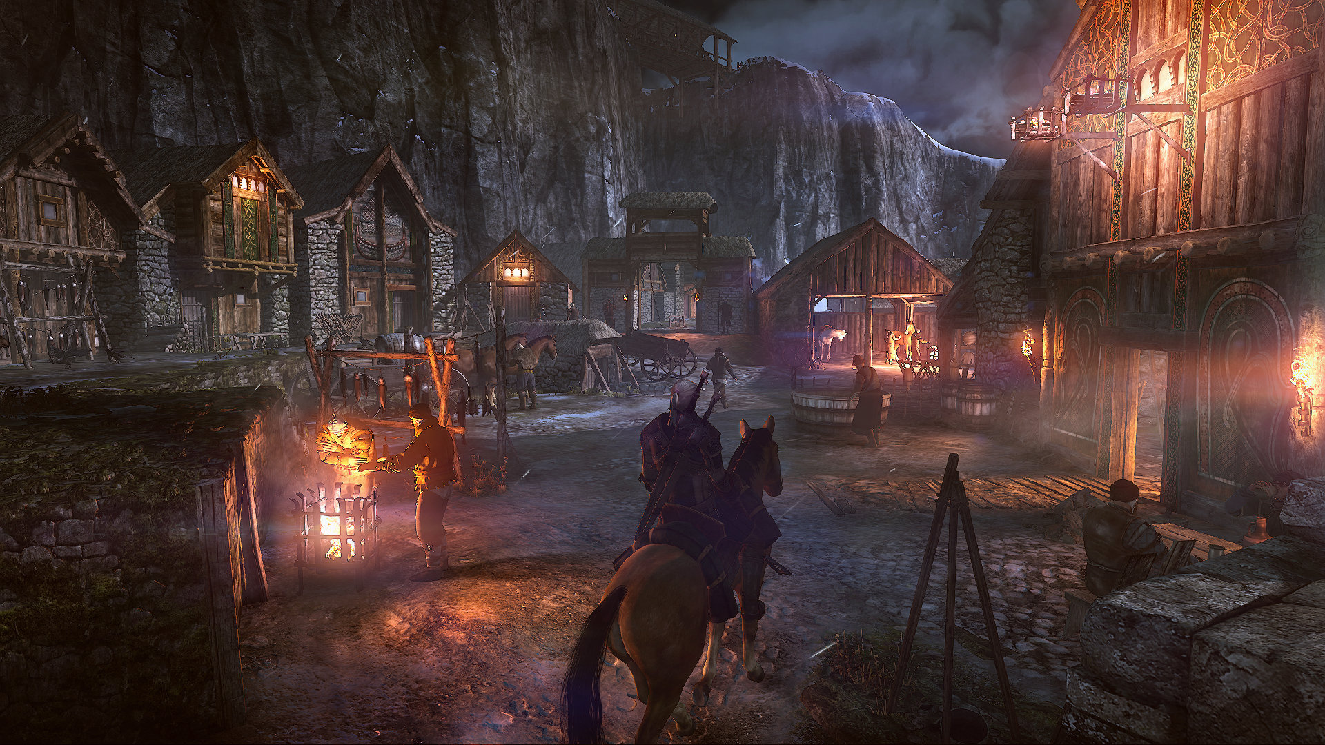 10 The Witcher 3 Wild Hunt Town