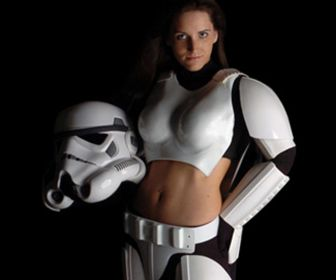 women star wars cosplay stormtroopers ru