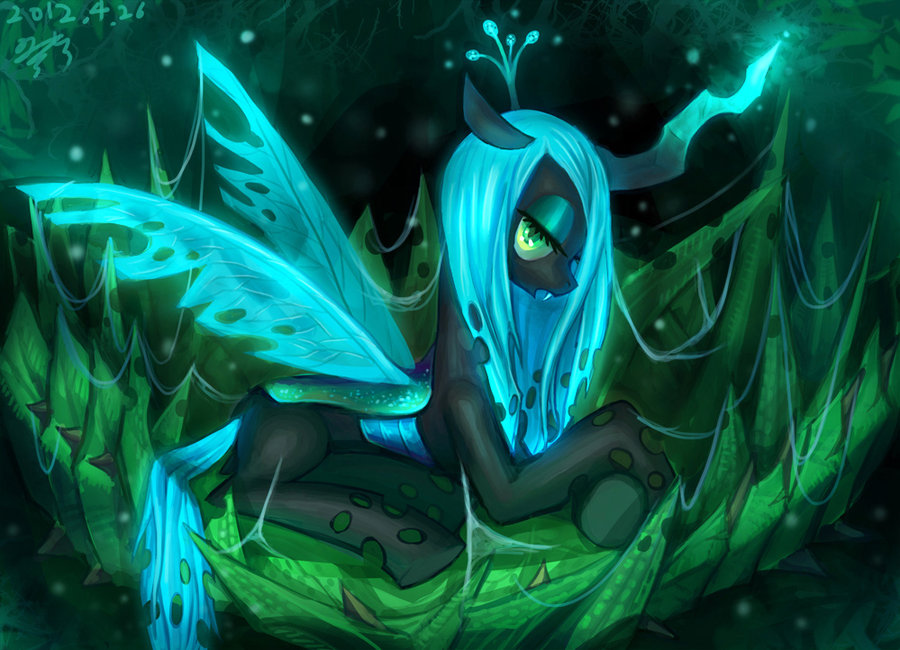 img-2768919-1-mlp beautiful queen chrysa