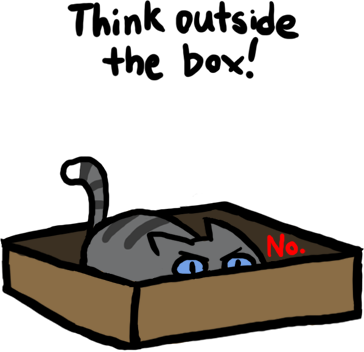 cats love boxes by splashkittyartist-d5n