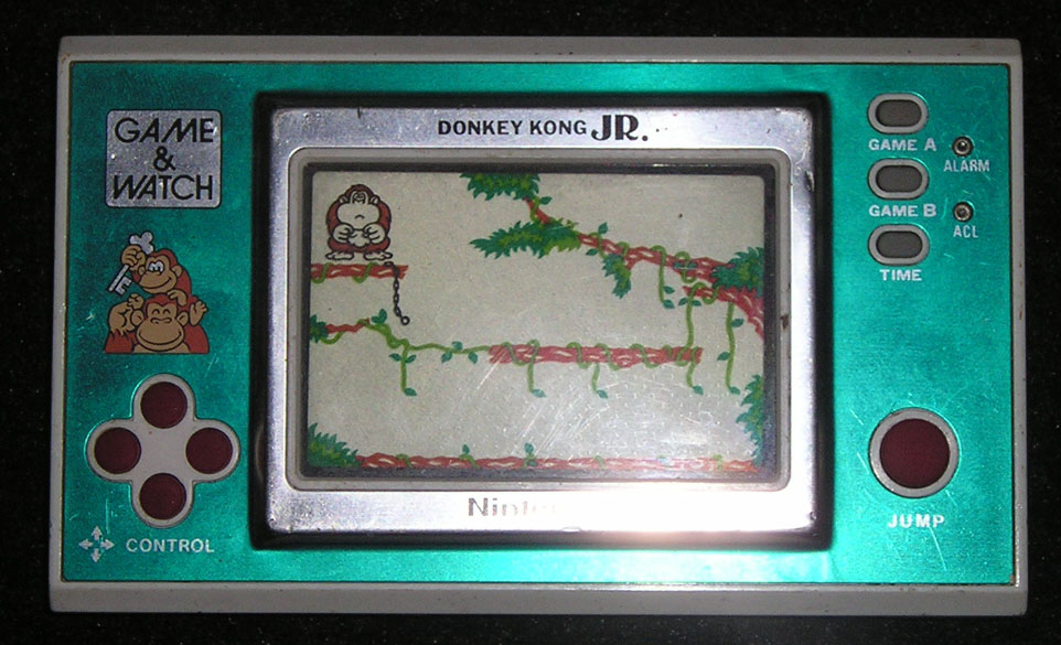 Donkey 20Kong 20Jr. 20Game 20and 20Watch