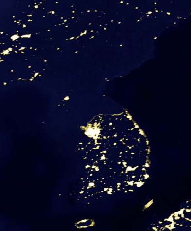 north.korea.night.3