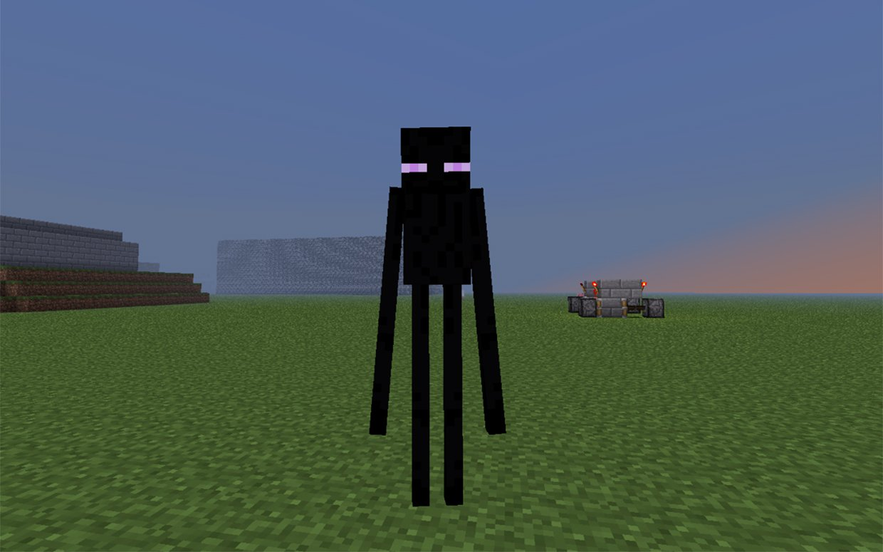 Enderman-minecraft-ftr