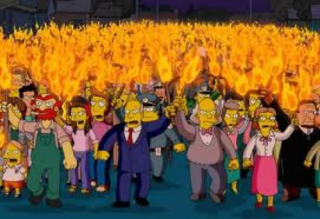 Simpsons-Movie-pitchforks-and-torches