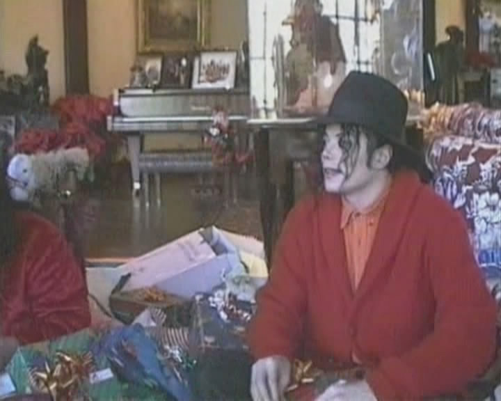 Michael for Christmas 3 michael jackson