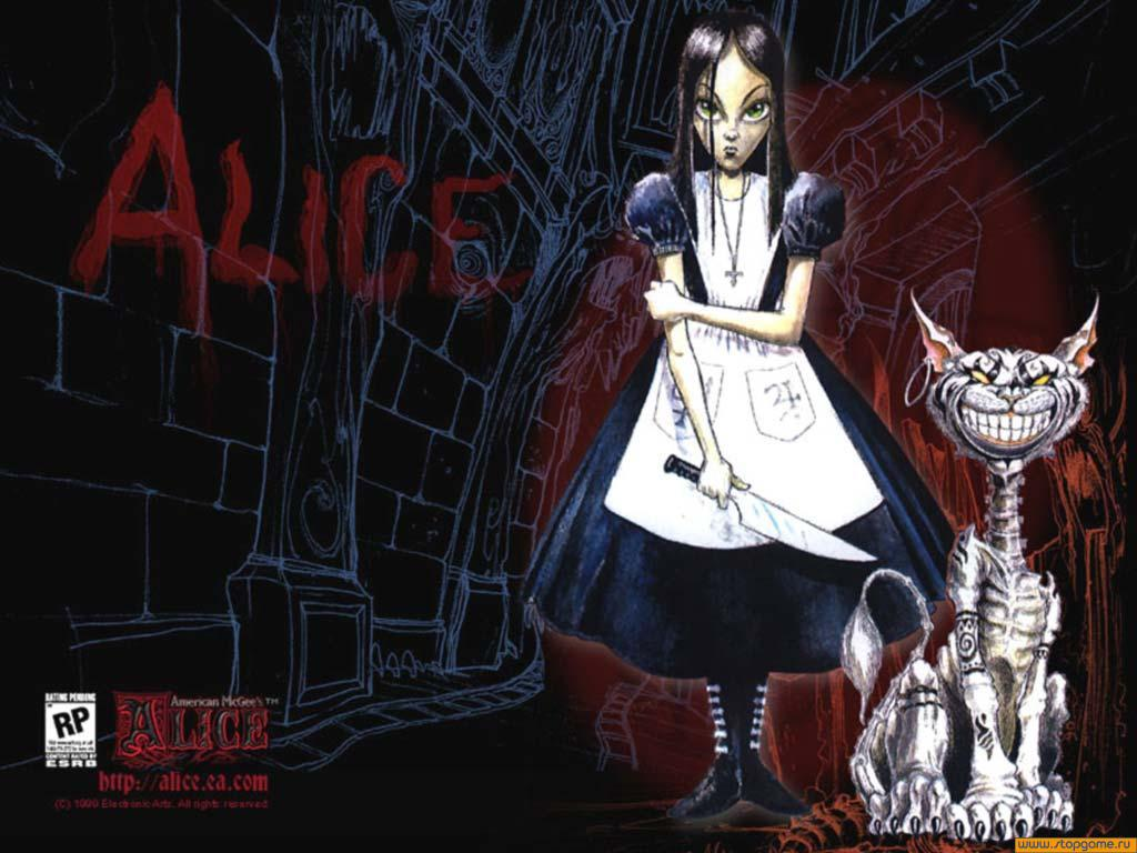 american mcgees alice desktop wallpaper
