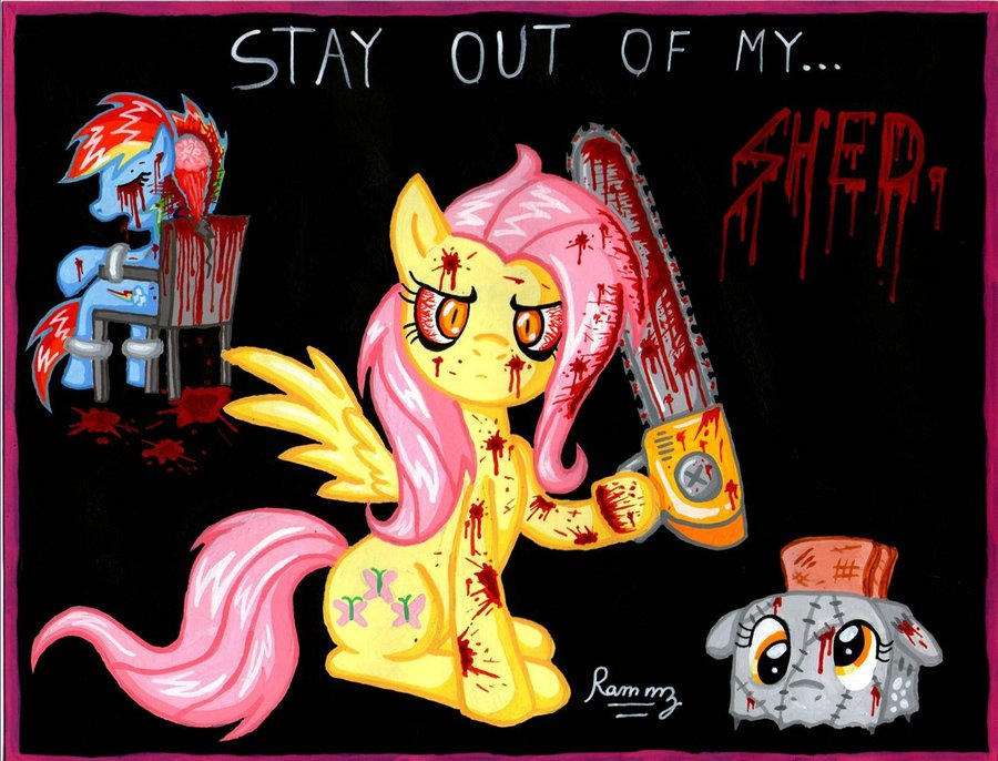 stay out of my shed by rammzblood-d5p9gd