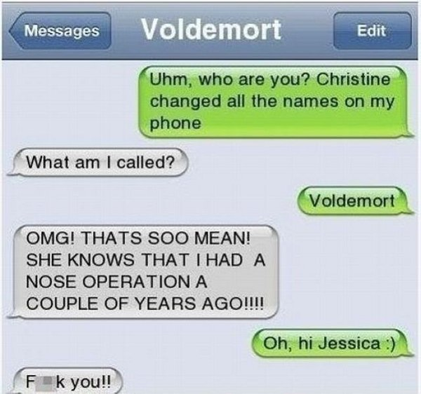 t1duRRv voldemort-nose-iphone-chat