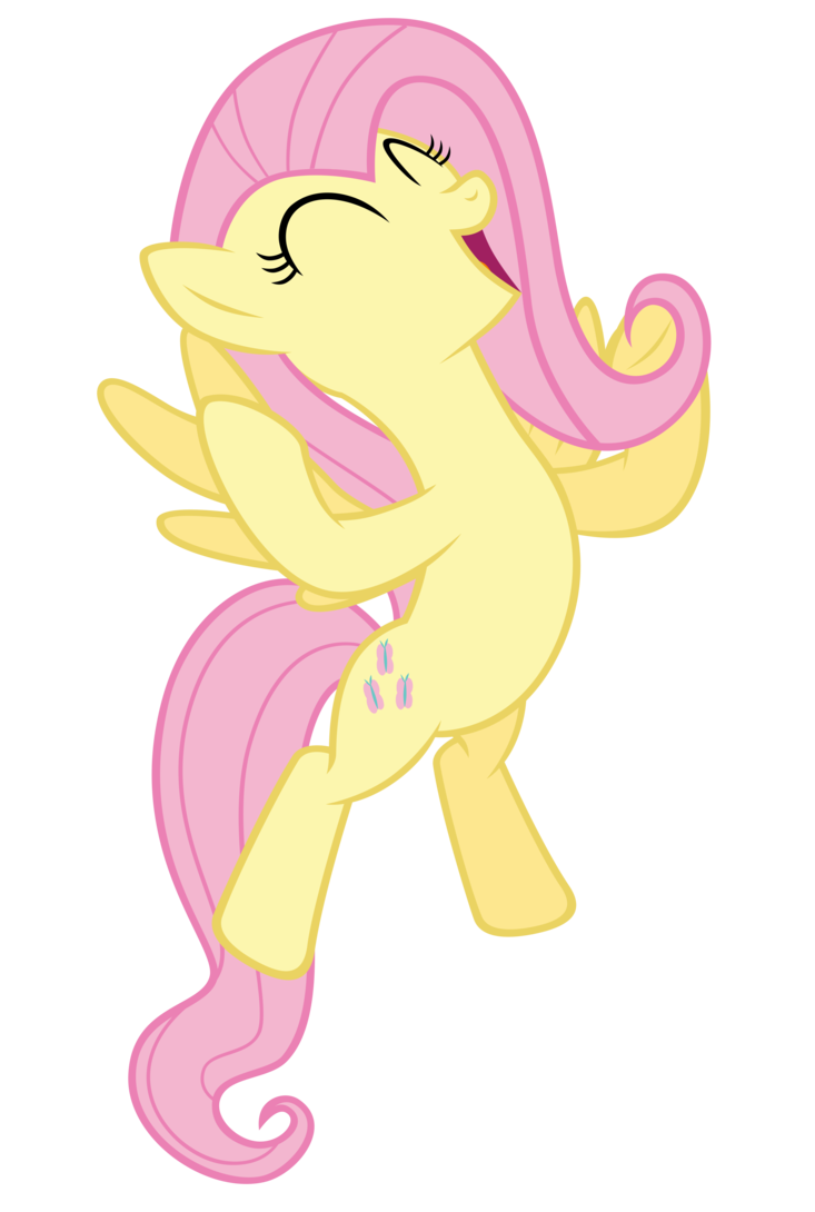 fluttershy   fear no more by austiniousi