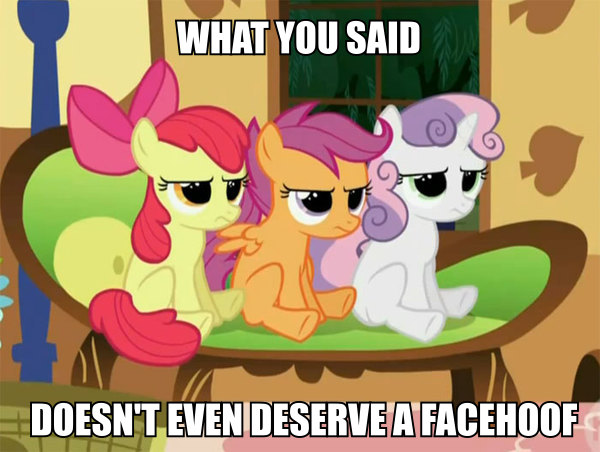 t318f78 CMC Doesn27t deserve a facehoof