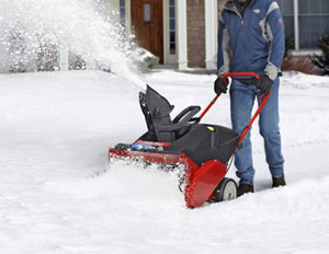 Winter Storm Hazard- Snowblower Injuries