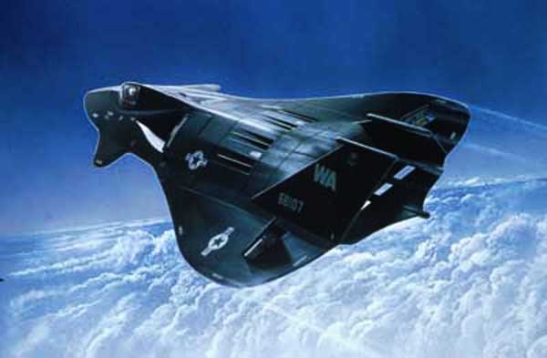Lockheed F 19 Stealth Fighter Title
