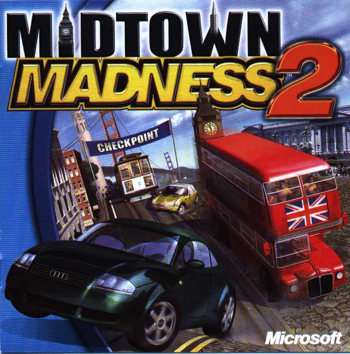 midtown madness2 front
