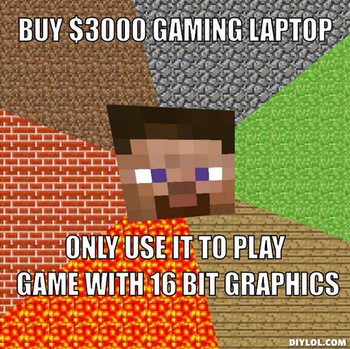 minecraft meme generator buy 3000 gaming