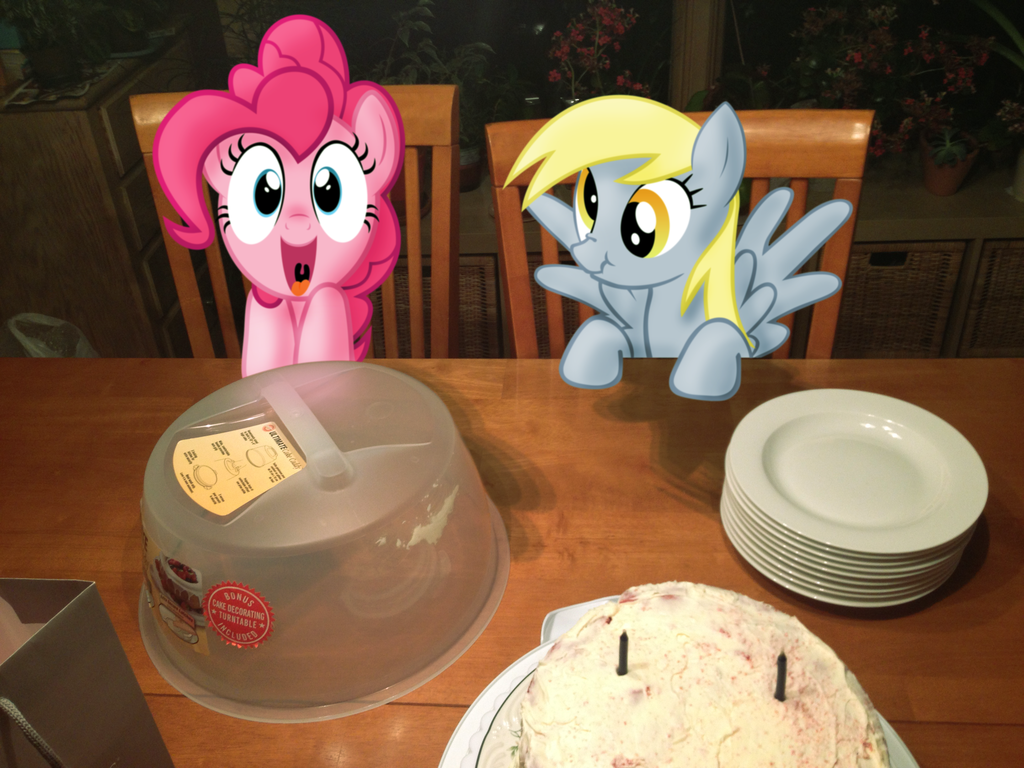 it s cake time  right    pirl  by nikoru